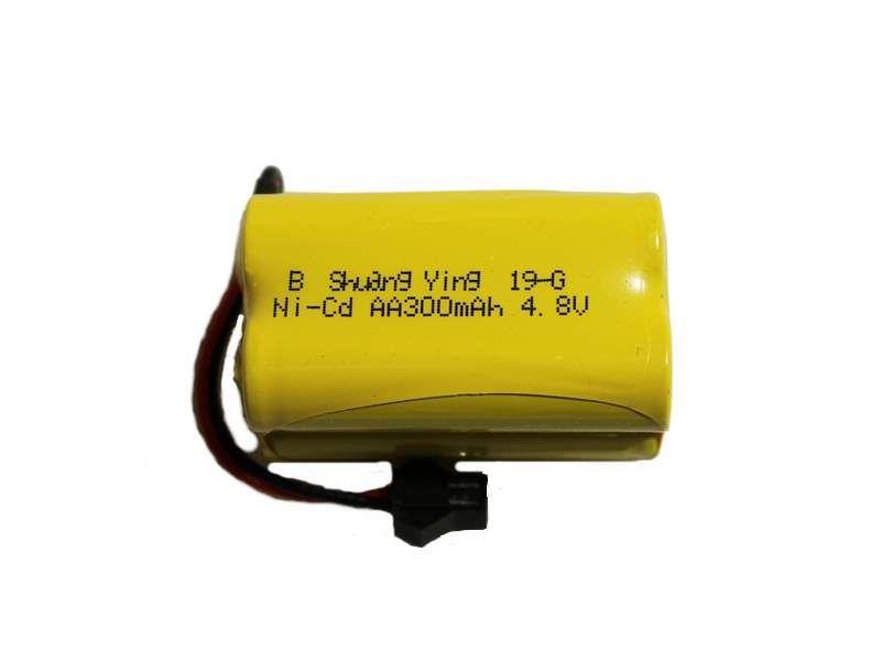 Аккумуляторная батарея 4.8В/300мАч SM