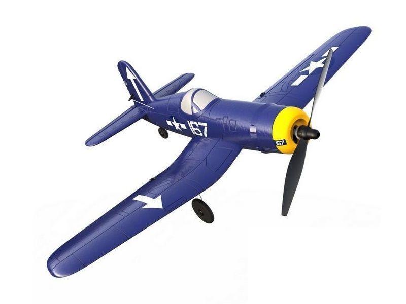 Volantex RC F4U, 400мм,, стабилизация ,RTF