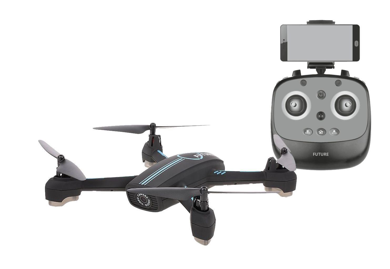 Квадрокоптер Future с пультом, GPS, камера 720p