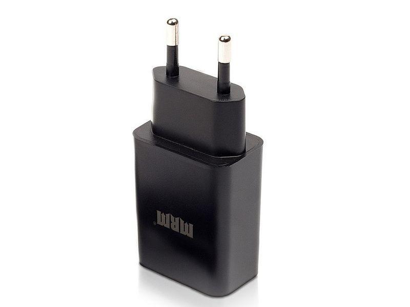 Сетевое зарядное устройство MRM MR21 1xUSB 5V/2.4A
