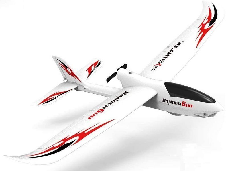 Volantex RC Ranger 600мм 2.4G 4ch LiPo RTF with Gyro