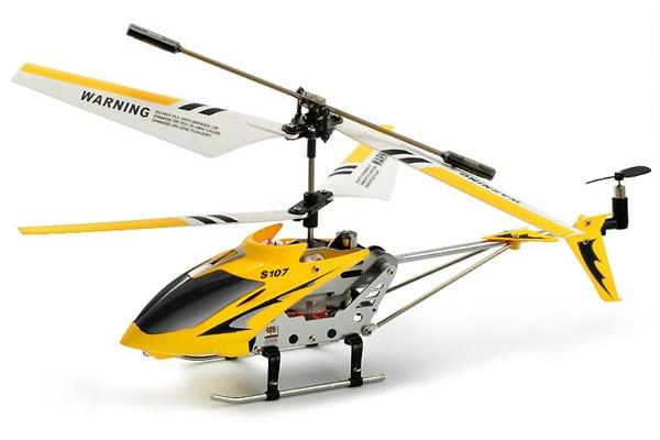 Радиоуправляемый соосный вертолет SYMA S107 (Gyro 109)
